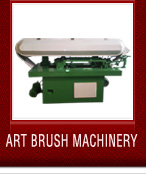 Art Brush Machinery